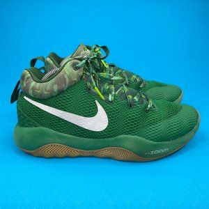 Nike Mens Green Zoom HyperRev Limited 2016 906874-300 Basketball Shoes US 8.5
